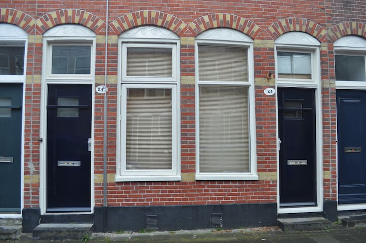 Leuke, ruime studio met tuin! - Groningen - Apartment