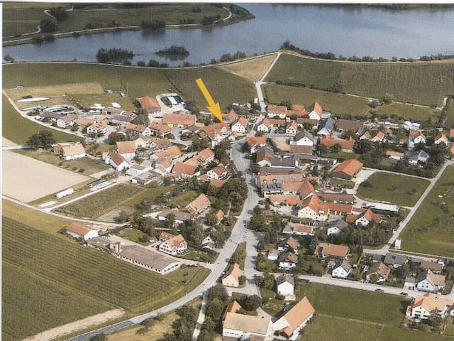 Ferienwohnung zur Schmiede direkt am Altmühlsee - Gunzenhausen - Daire