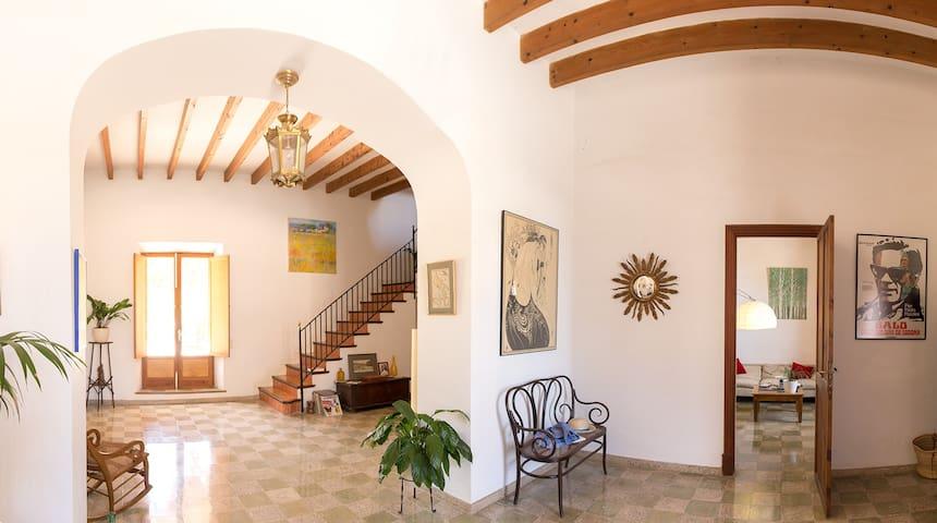 Posada de Cabrera - Algaida - Casa