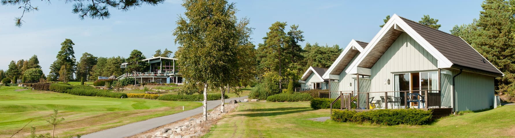 Onsøy Hyttepark, Fredrikstad. Nærhet til golf/ hav