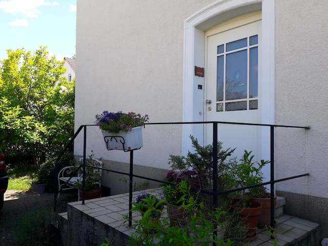 Friendly and bright flat in FR-St. Georgen