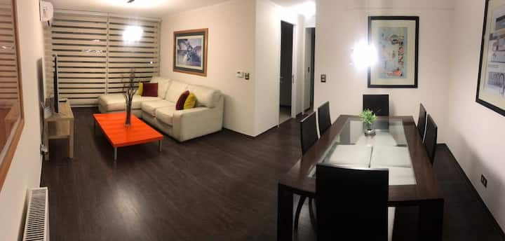 Bello dpto nuevo dos habitaciones en Viña del mar
