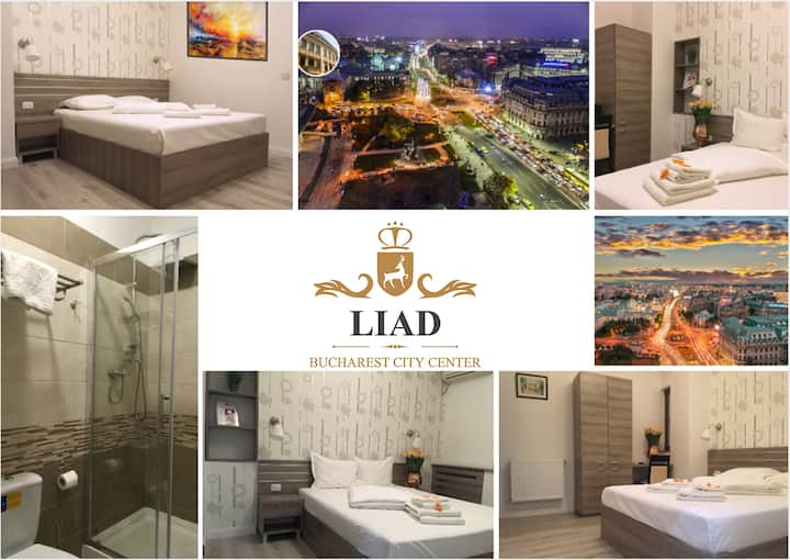 Liad Hotel - Deluxe double room 305