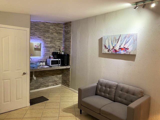 CITY SUITE, LUXURY & COMFORT 15 min from the city