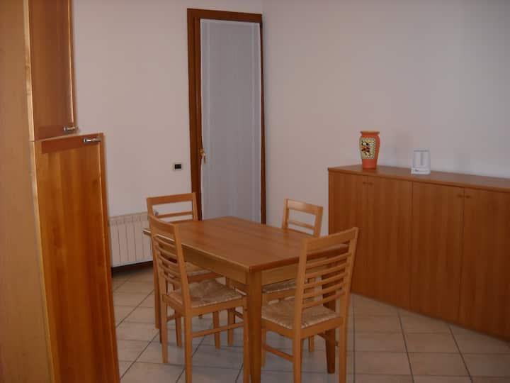Campodoro apartment