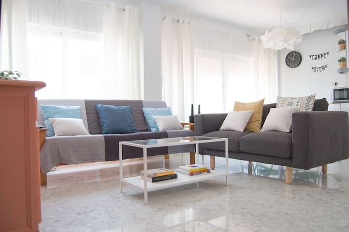 Apartamento céntrico con WIFI y A.C. - Torrox