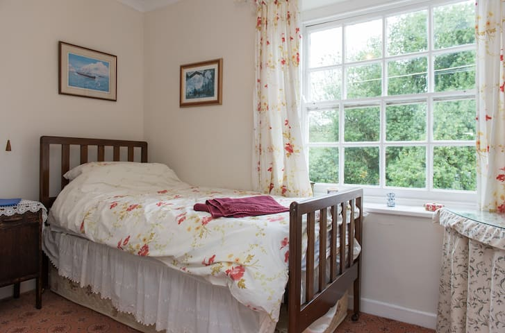 Lovely farm stay B&B - single room - Saint Mabyn