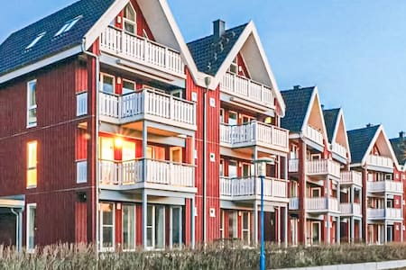 Holiday apartment with 1 bedroom on 63m² in Rechlin