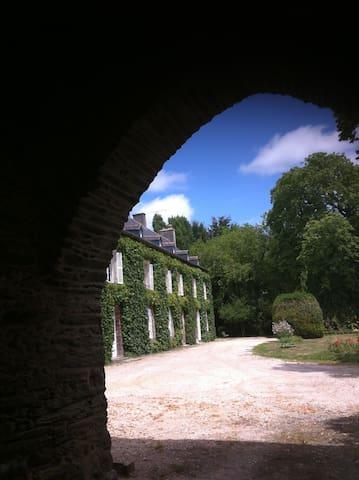 Manoir à la campagne - Pipriac - House