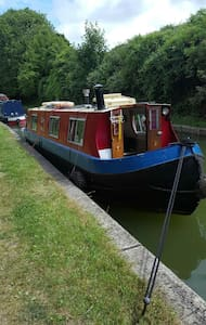 Lilly Ann 35 foot Narrow Boat - Tring - 船