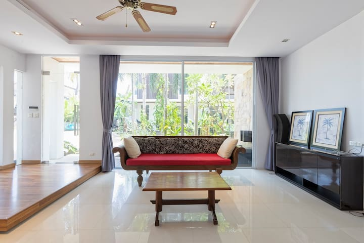 #1 Penthouse Villa 3 BR with Private Pool, Phuket