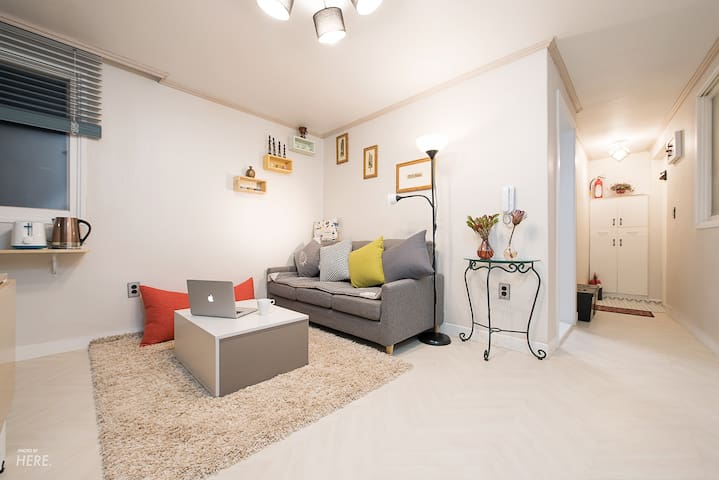 지미집 [HBC] Fantastic rooftop & Cozy bedroom_A