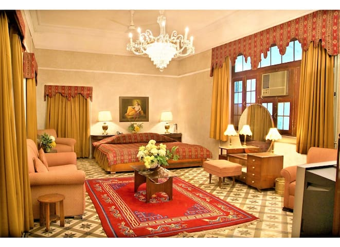 Princess Suite in Dharamsala, Palampur