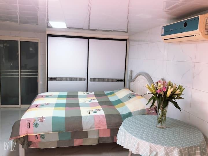 现代简约舒适一居室