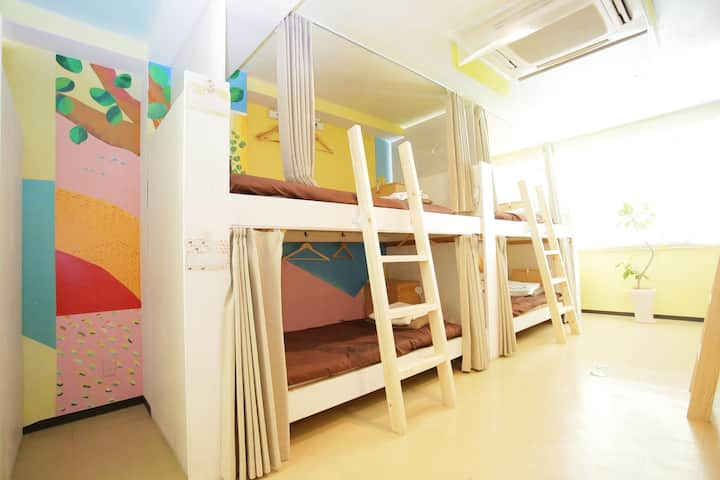 Female Dormitory (for 1guest)
