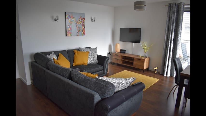 Links View Apartment Carnoustie