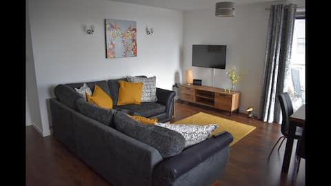 Links View Apartment Carnoustie