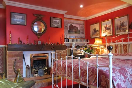 Characterful Village Cottage - Wye - Hus