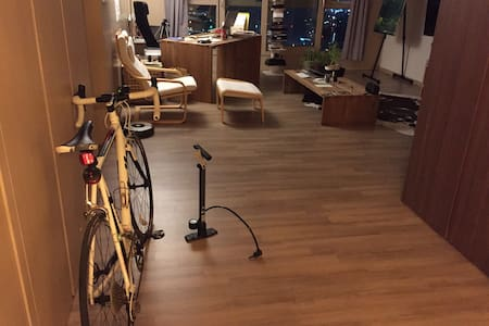 SkyTower Kolon 24th - Jeonju-si - Apartamento