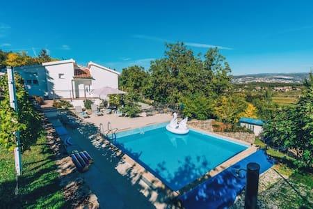 Villa Erceg Stone Walls