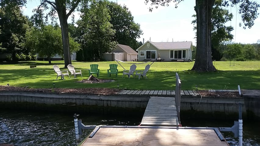 River Front Cottage - Grand Haven - Casa