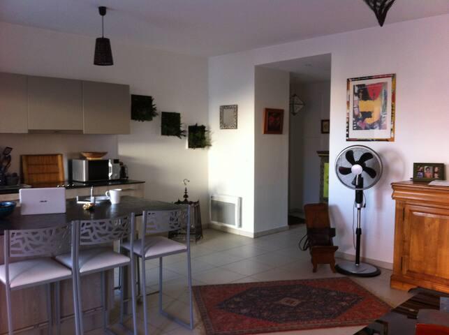 appartement au coeur de saint maximin - Saint-Maximin-la-Sainte-Baume