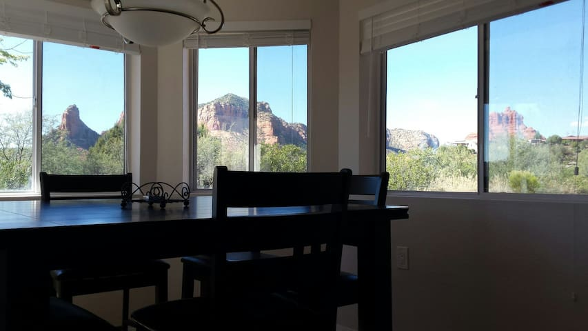 Sedona house with amazing views - Sedona - Rumah