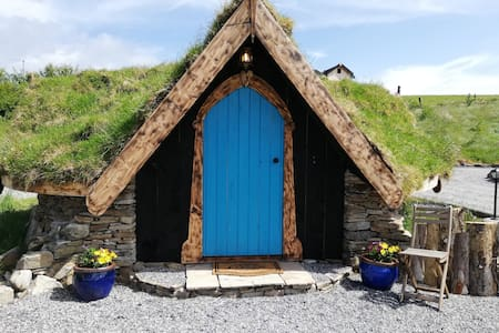 Mayo Glamping - An Claddagh fairy hut