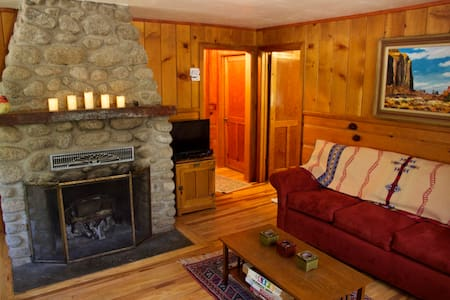Ahwahnee-be Cabin in Idyllwild - Idyllwild-Pine Cove
