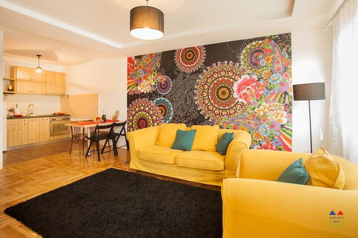 MIA - lovely apartment near the airport