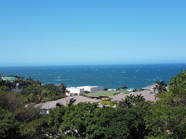 2 bed 2 bath apartment with stunning sea views.