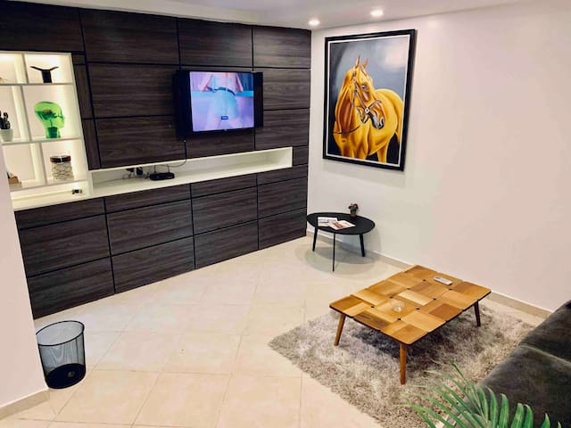 *Luxury/ Private Apt. in Maitama // Relaxed Stay*