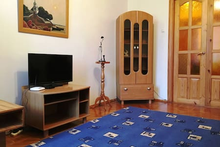 Двухкомнатная квартира в самом Центре города - Pskov