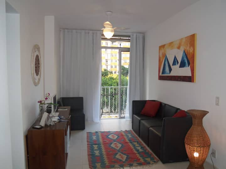 Apartment close to the Olympic arenas