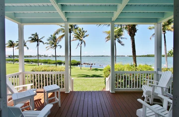 Indigo Reef ~ EXPANSIVE Water Views! FREE Boat Slip!