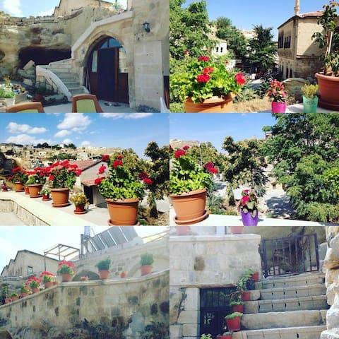 Kadir's Cave Houses - Mustafapaşa Belediyesi - Jeskyně
