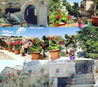 Kadir's Cave Houses - Mustafapaşa Belediyesi