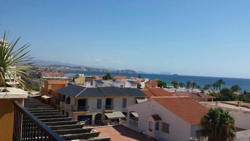 Precioso apartamento con terraza - Pozo del Esparto