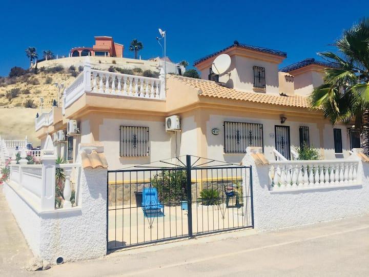 Rojales/Ciudad Quesada Villa (Piscina comunitaria)
