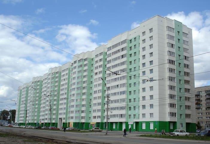 Новая квартира (Аэропорт, Экспо, Аквапарк, Икеа).