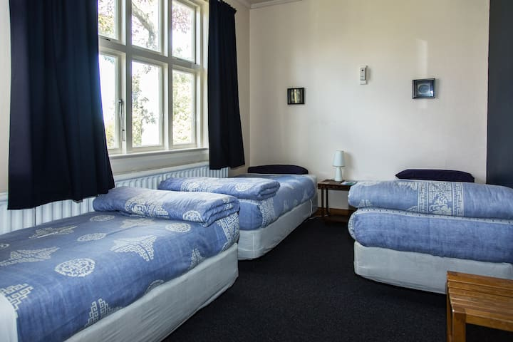 Rawhiti-Comfy, Clean and Quiet - $38 per bed-Bed 1