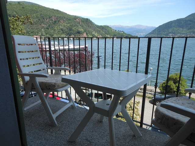 Apartment 50 mt Lake Lugano