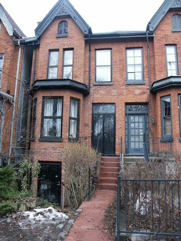 Victorian Style 4Btop,Downtown Cabbagetown Toronto