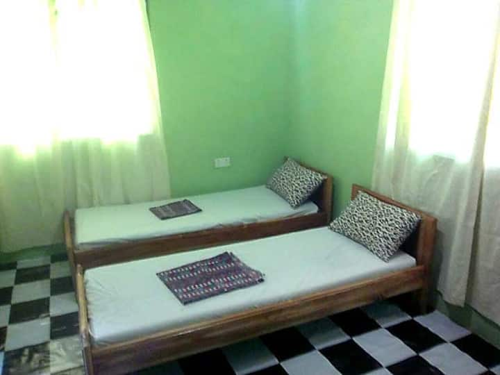 Wli Waterfall Inn, (homestay) in Volta