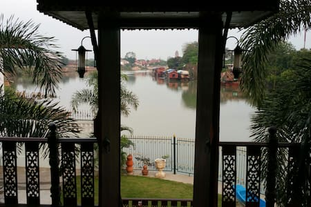 River Breeze Guest House - Amphoe Phra Nakhon Si Ayutthaya - Dom