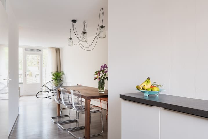 Light & Spacious Garden Apartment - Rotterdam - Apartment