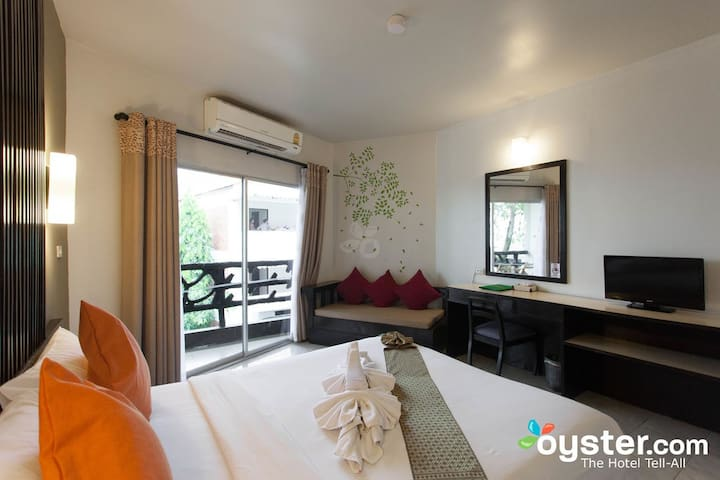 Amazing room for 2 near Phra Nang Cave