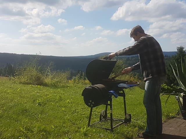 Haus Bergwiese - Sommer wie Winter sehr schön!