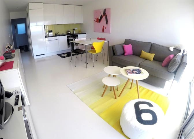 NOUVEAUTE 2017, magnifique deux pièces vue MER - Saint-Pierre-Quiberon - Apartment