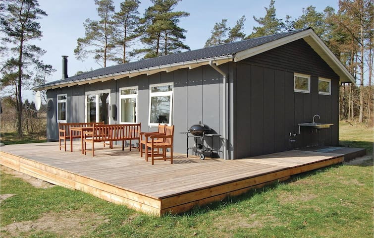 Holiday cottage with 3 bedrooms on 80 m² in Ry